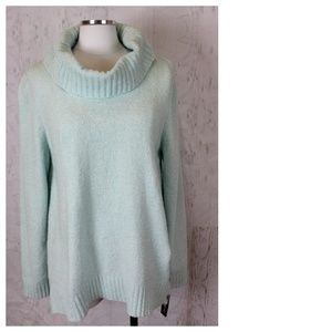 Style&Co Plus Chenille Cowl Neck Sweater